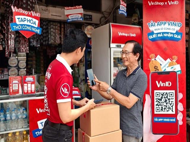 Vingroup ra mắt ứng dụng VinShop
