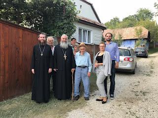Familia Parintelui Arhim. Antim Rat, Podeni-Cluj