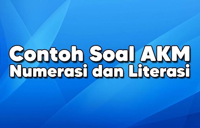 Contoh Soal AKM SMP dan SMA - Asesmen Nasional 2021