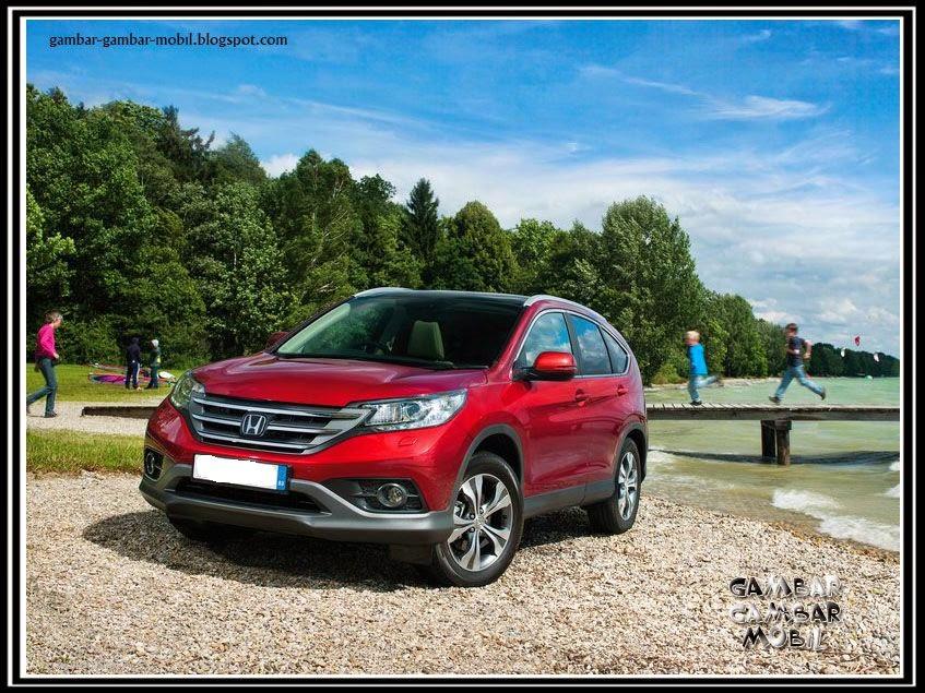 Gambar Mobil Honda Hrv Warna Putih