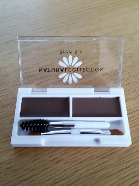 Natural Collection Eyebrow Kit