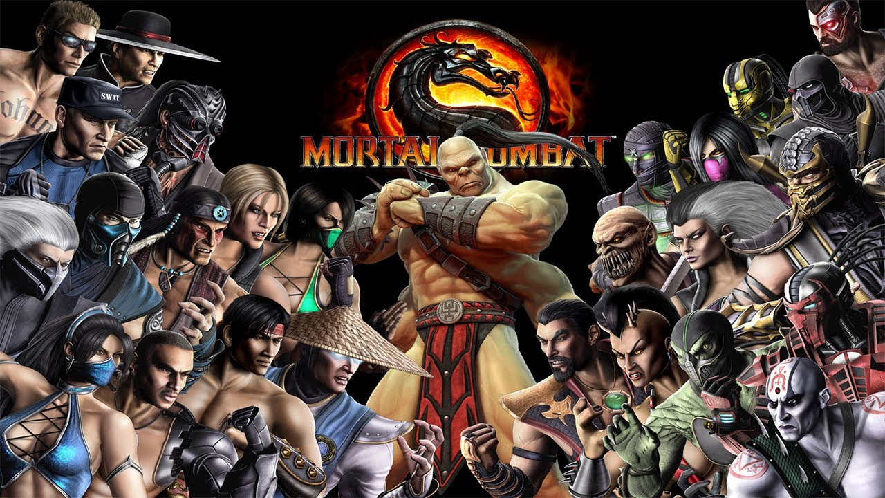 Mortal Kombat Komplete Edition Free Download - Fully Full ...