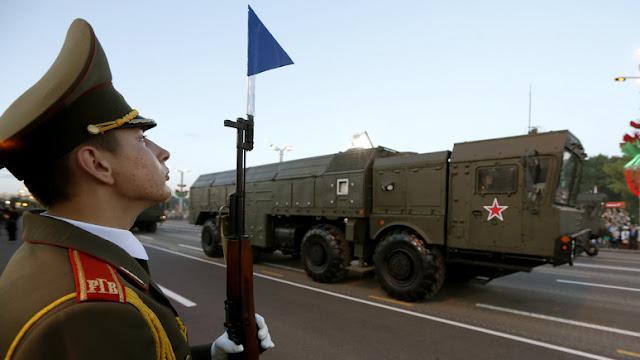 В России заговорили о применении ядерного оружия из-за конфликта на Донбассе