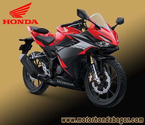 Brosur Kredit Motor Honda CBR 150 Bogor