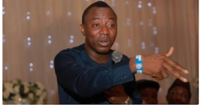 Sowore to sue police for torture- Falana