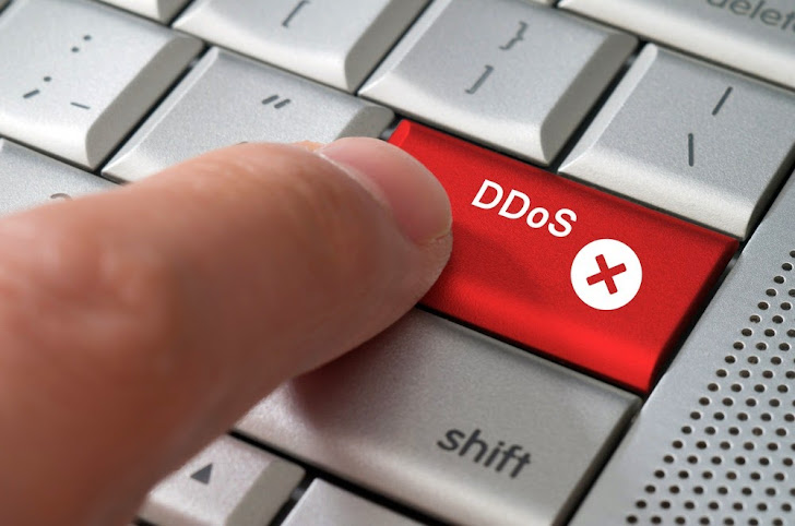 DDoS Attack Using Google Plus Servers