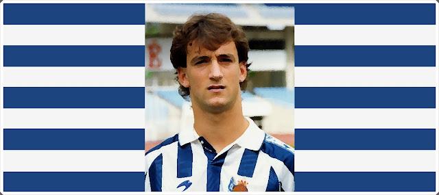 Joseba Exteberria Real Sociedad