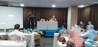 Kepala BNNP Jambi Secara Resmi Membuka  Workshop P4GN Lingkup Perbankan Swasta Dan BUMN, BUMND.