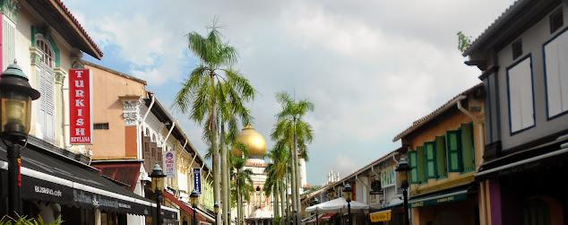 Masjid Sultan, Kampung Arab, Singapore