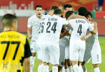 ملخص اهداف مباراة بيراميدز ووادي دجلة (3-1) الدوري المصري