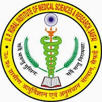 UP Rural Institute of Medical Science & Research, RIMSNR, Uttar Pradesh, Lab Technician, Lab Assistant, Junior Assistant, Stenographer, Driver, 12th, freejobalert, Sarkari Naukri, Latest Jobs, rimsnr logo