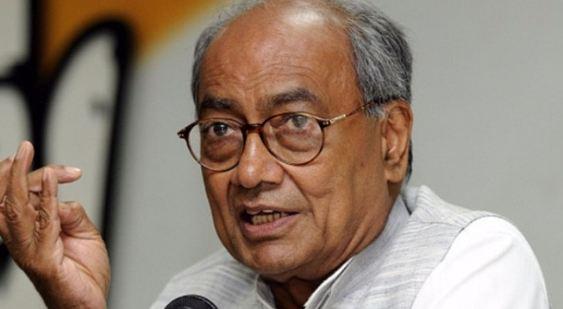 RSS पर दिए बयान पर दिग्विजय सिंह के खिलाफ मानहानि का केस - newsonfloor.com
