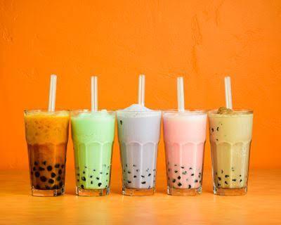 what is bubble tea?