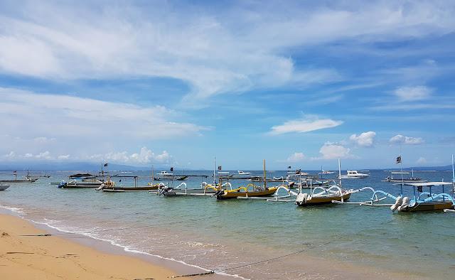 Seminyak Bali: Things to do sanur beach