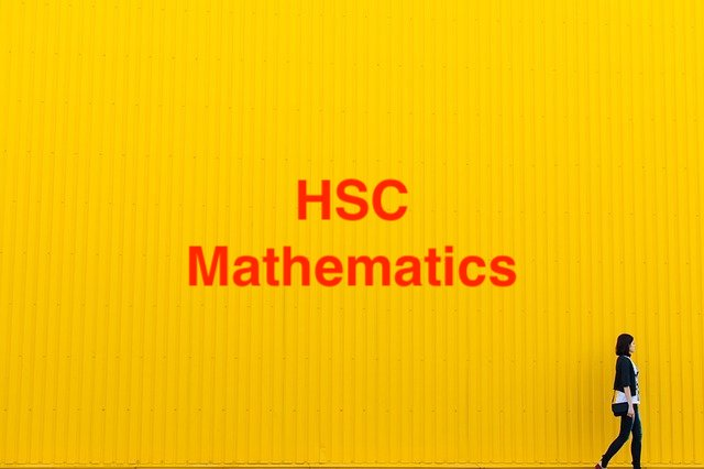 HSC Mathematics Full Solution