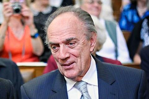 Pénteken búcsúztatják Bács Ferenc színművészt a Farkasréti temetőben