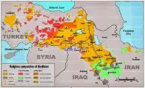 La provincia de Kirkuk oficialmente no forma parte del Kurdistán iraquí