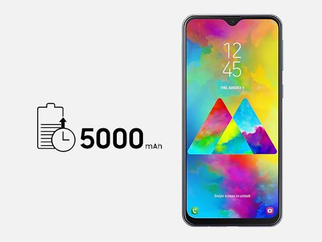 Main Mobile Legends, PES 2019, dan PUBG Lebih Mantap dengan Samsung Galaxy M20