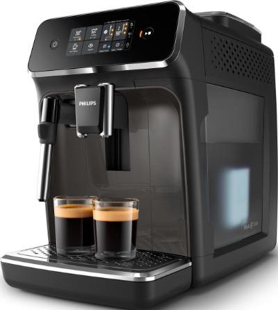 Goedkope espressomachine Philips volautomatische koffiemachine