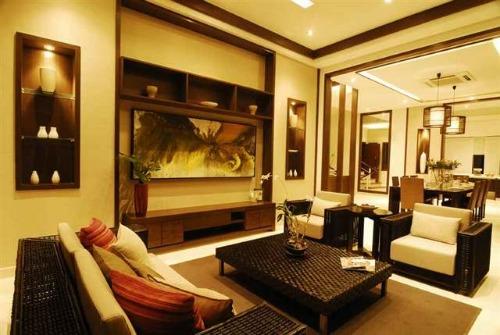 Jika Ruang Tamu Ingin Dimanfaatkan Tempat Merai Tetamu Sepenuhnya Duduk Elok Disusun Berdekatan Supaya Merasai Kemesraan Tuan Rumah