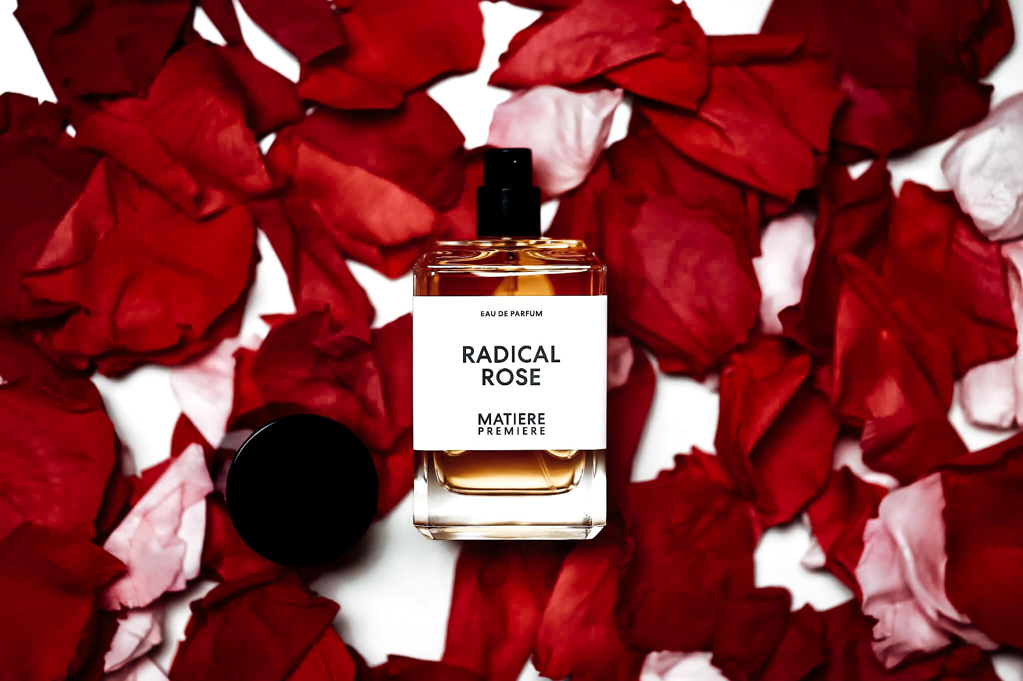Matière Première Radical Rose