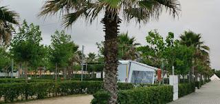 Camping Kikopark de Oliva.