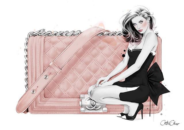 M3T - Cristina Alonso e Suas Ilustrações