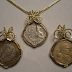 Wire Wrapped Coin Pendant or Key Chain Tutorial