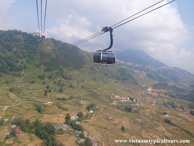 Conquer Fansipan by Funicular Rail and Cable Car