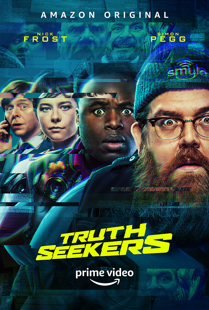 Truth Seekers (2020) Temporada 1 AMZN WEB-DL 1080p Latino