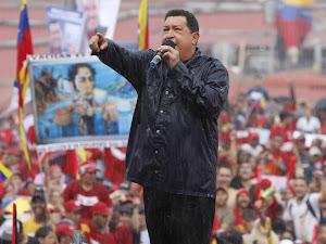 Hugo Chavez a contracorriente