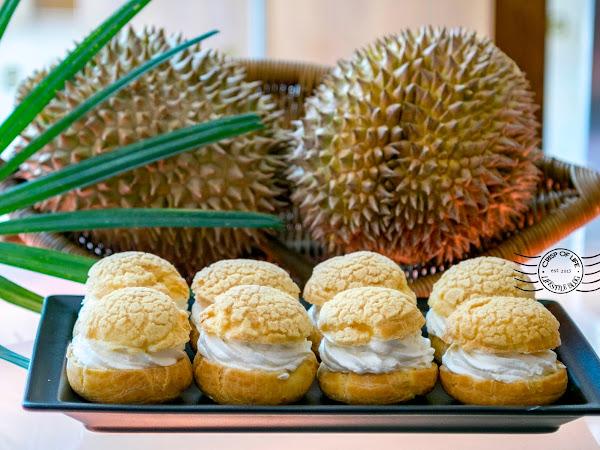 [Limited Time] Durian Puff @ Rasa Deli, Shangri-La's Rasa Sayang Resort and Spa, Batu Ferringhi, Penang