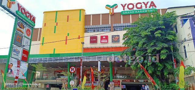 Yogya Grand Karawang Belanja Hemat di Toserba Yogya Kota Karawang Jalan Kertabumi Karawang Kulon