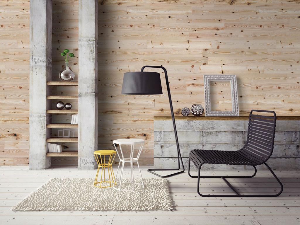 Natur Für Die Wände: Mit Wandwood-Paneele Ganz Einfach