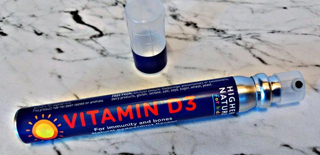 Kids Vitamin D Spray