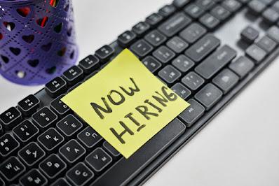 now hiring july