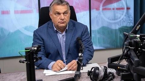Orbán: katonai vezénylési akcióterv készült