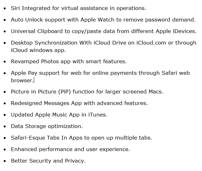 Download macOS Sierra 10 12 Beta 7 DMG via Direct Links - Android
