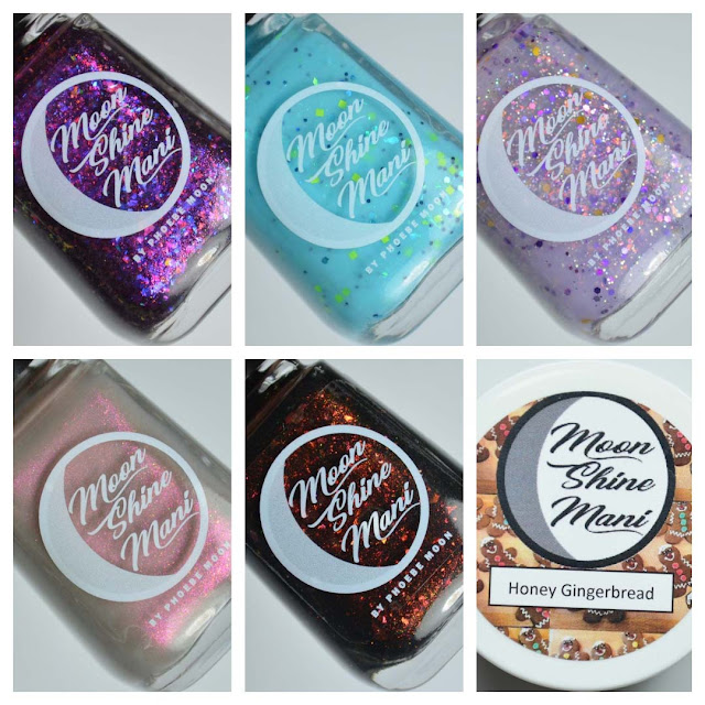 new nail polish colors and sugar scrub