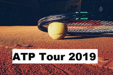 Atp Calendar.2019 Atp World Tour Calendar Full Schedule Dates Winner Results