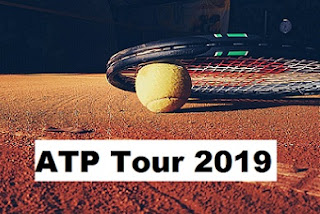 ATP World Tour 2019 Calendar,  : all season Schedule Dates revealed.