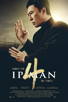 Yip Man 4 (Ip Man 4) DVDR R1 NTSC Latino