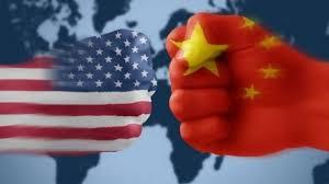 Manuver Amerika VS China