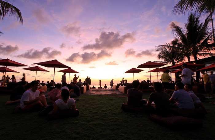 Ku De Ta Beach Club Bali