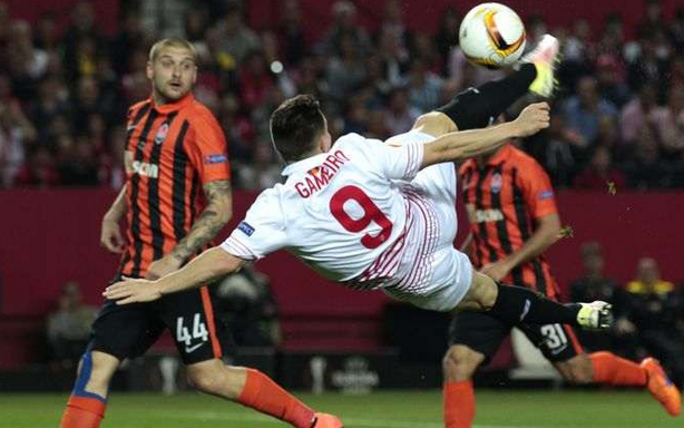 Kevin Gameiro in Action