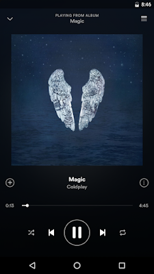 Free Download Spotify Music 5.4.0.858 APK for Android