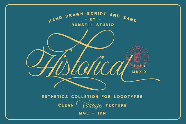 Historical Duo Font Download Font Free