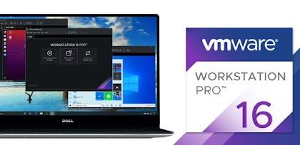 Download VMware Workstation 16 Pro Full