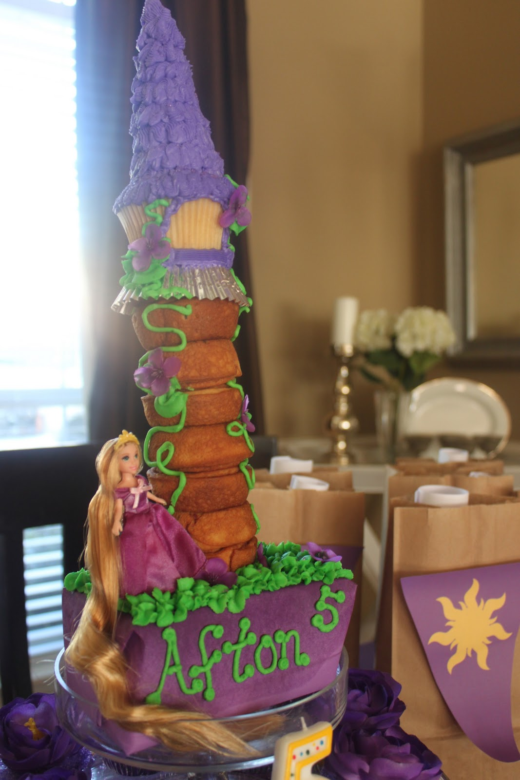 Crafty Texas Girls Crafty How To Make A Tangled Rapunzel