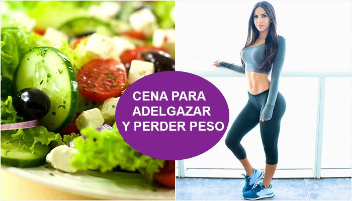 Qu cenar para adelgazar y perder peso - Que cenar para perder peso rapido ...